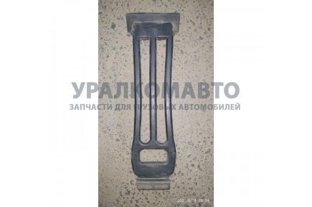 крепление верхнего и заднего брызговика тягача (резин.) HOWO WG972595012